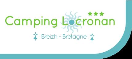 Logo du Camping Locronan