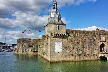 tourisme concarneau